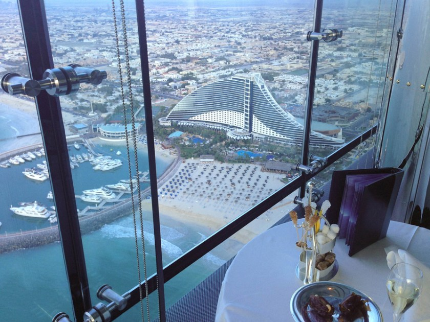 afternoon tea burj al arab (2)