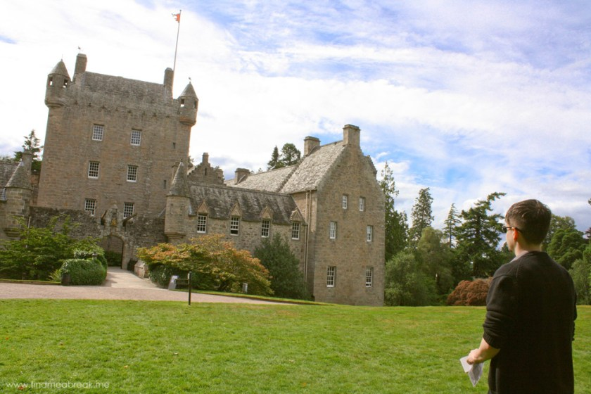 Cowder Castle