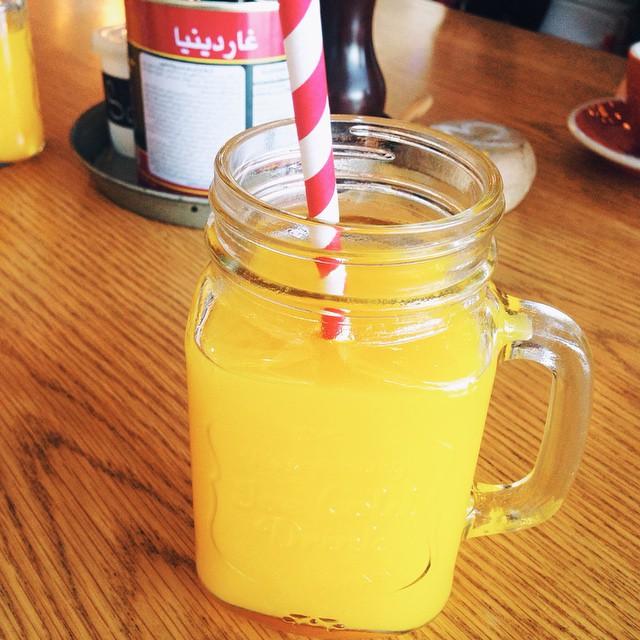 juice mug Tom and Serg