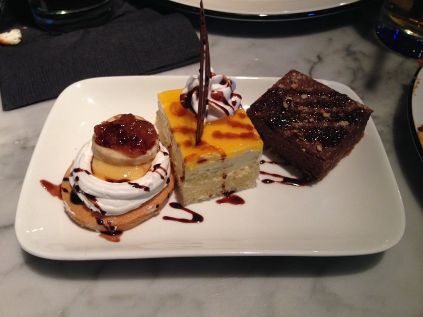 pizza express dessert