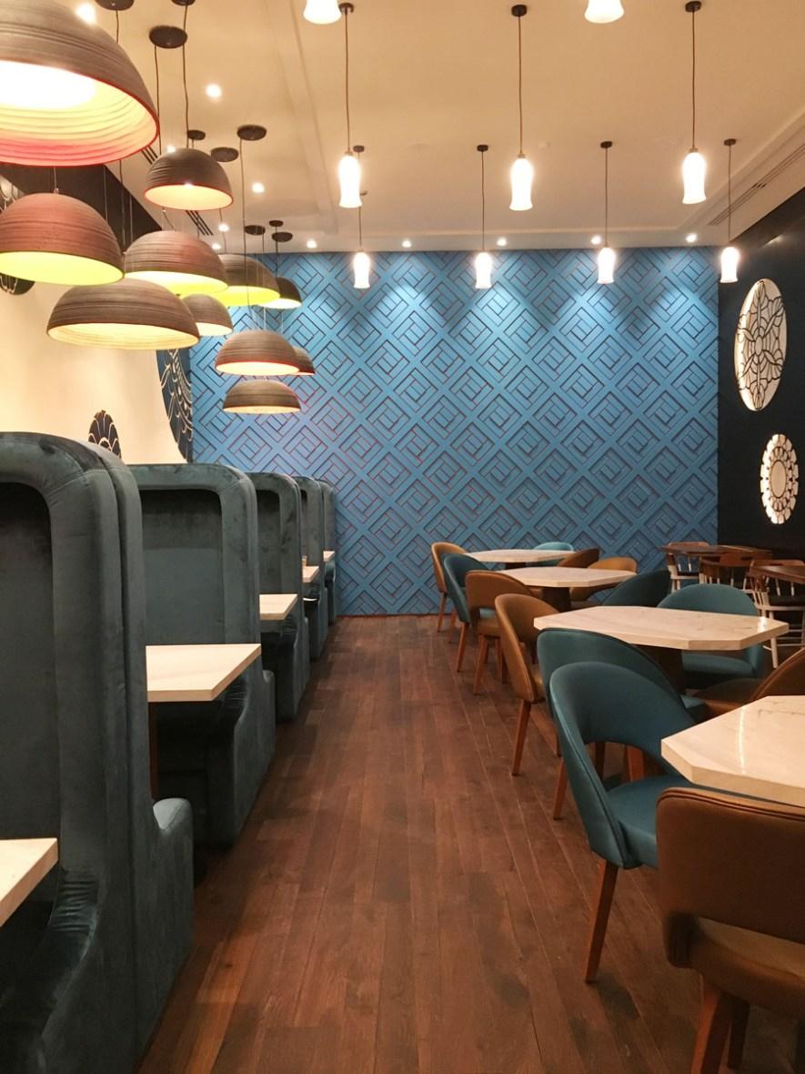 Indian Restaurant Zafran