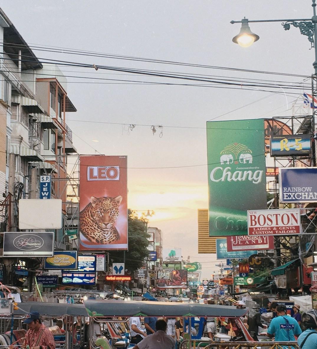 Khao San Bangkok