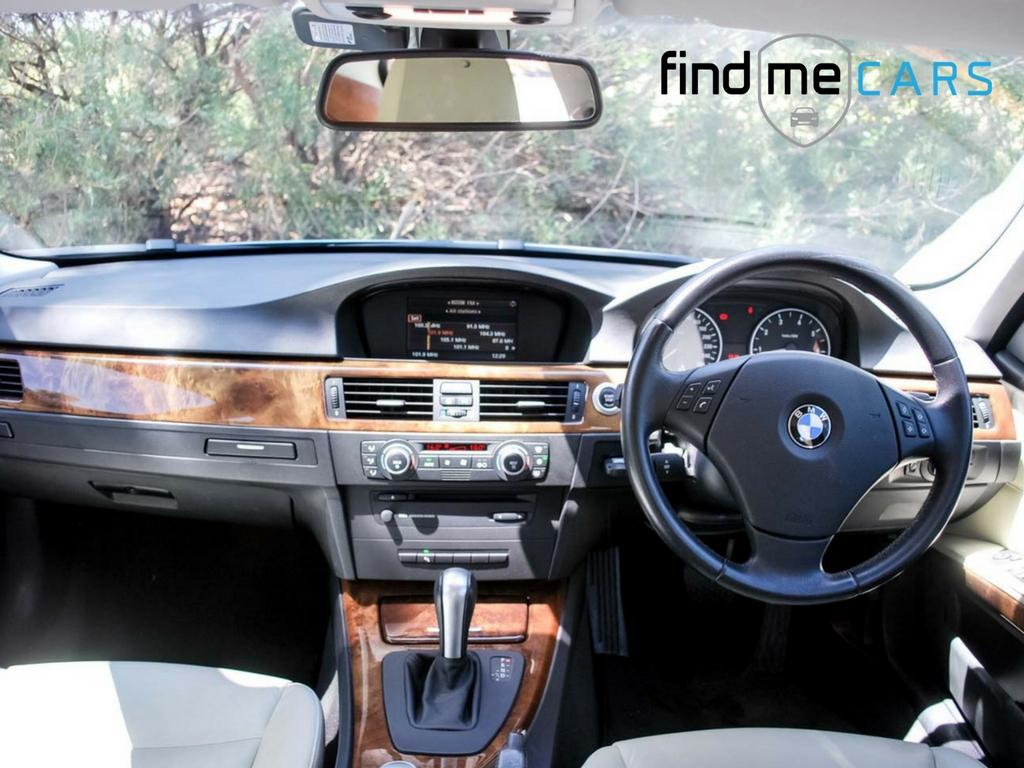 Beige Interior Car