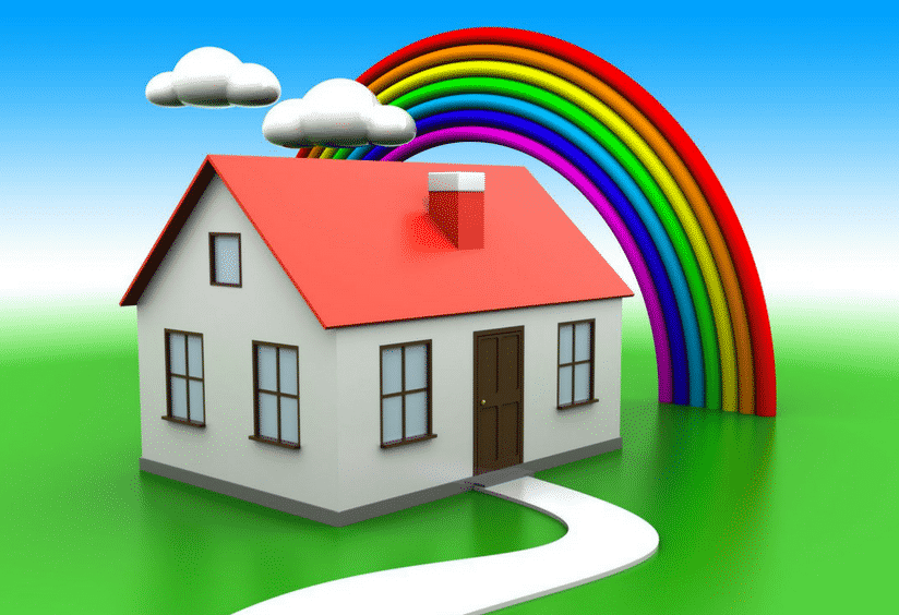 Buy sooner if you had a foreclosure on a home discharged in bankruptcy