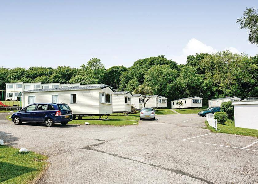 Brixham Holiday Park Caravans