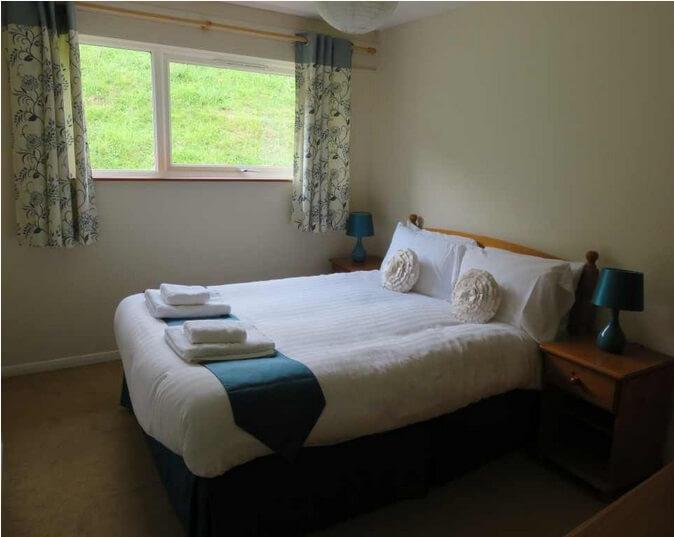 Honicombe Manor Bedroom