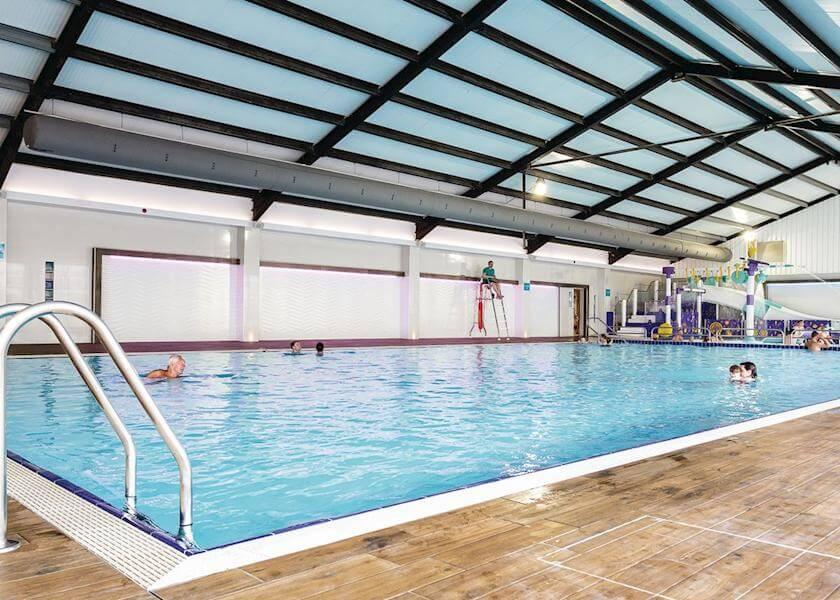 Ladram Bay Pool