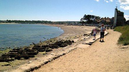 Nodes Point Beach