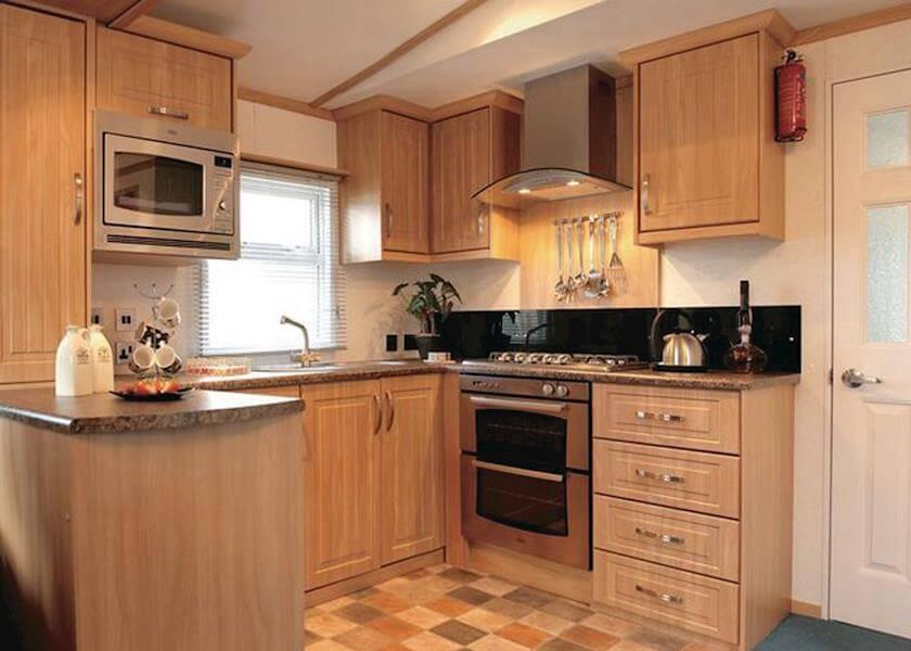 Praa Sands Kitchen