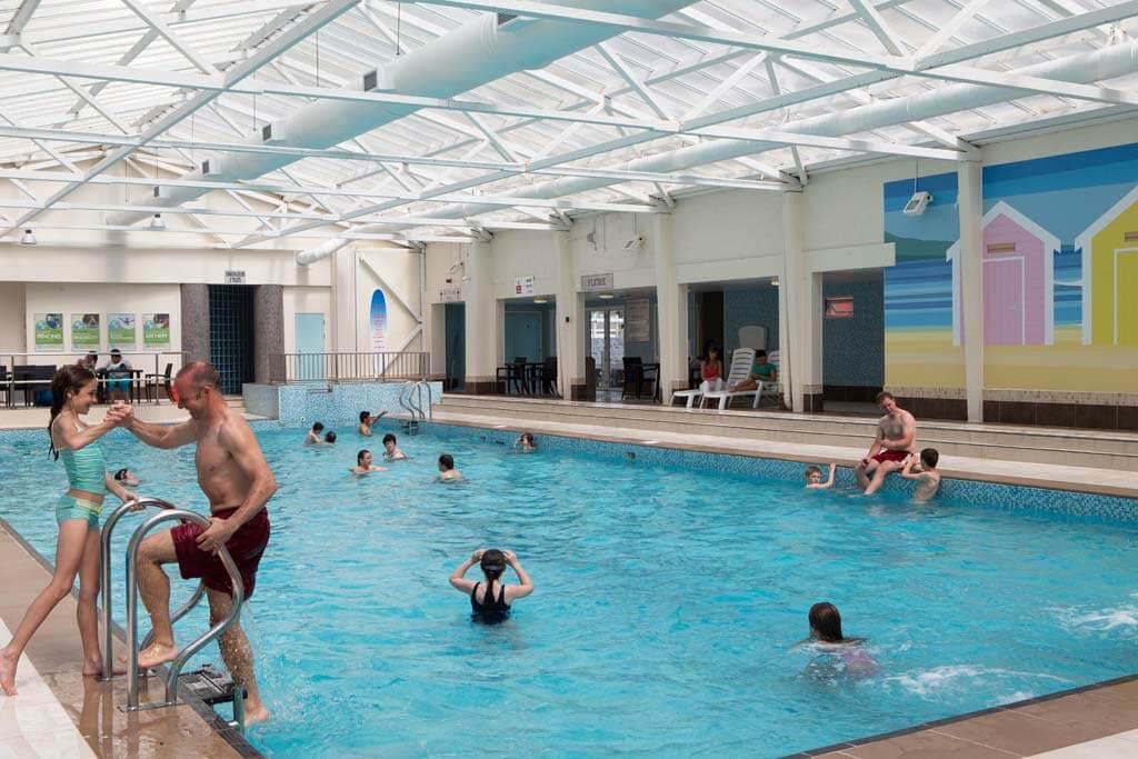 Perran Sands Indoor pool