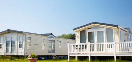 Suffolk Sands Caravan