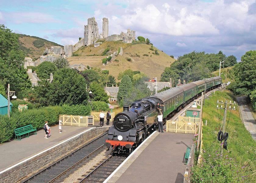 Waterside Holiday Park Railway