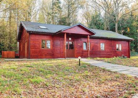 Woodland Holiday Park Lodge
