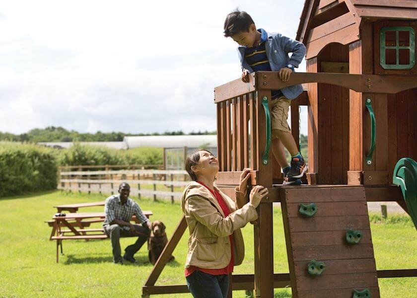 Woodland Holiday Park Playarea