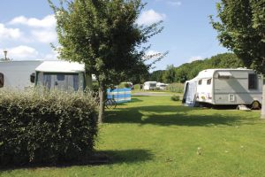 Caravan Accommodation at Hoburne Bashley - Hoburne Bashley Holiday Park