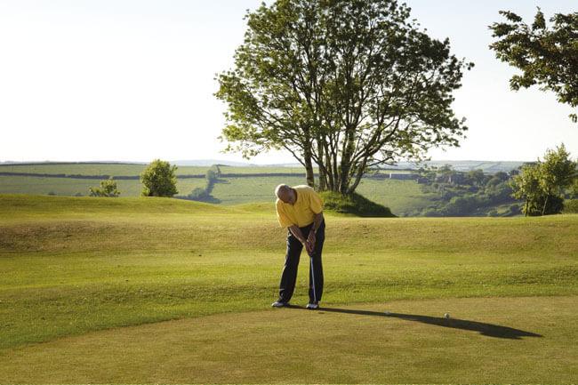 Golf at Hoburne Doublebois