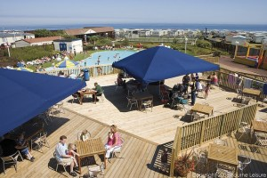 Berwick Swimming Pool - Berwick Holiday Park