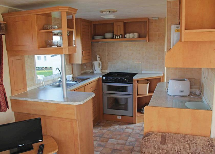 Cheverton Copse Kitchen