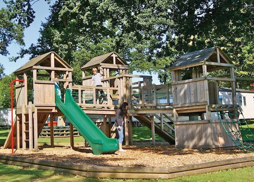 Cheverton Copse Playarea