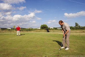 Golf at Church Farm - Church Farm Holiday Village