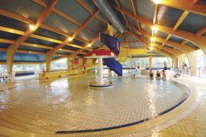 Hoburne Cotswold Indoor Pool - Hoburne Cotswold Holiday Park