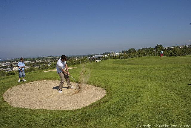 Golf at Craig Tara