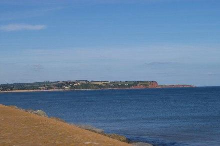 Dawlish Warren Beach View at Dawlish Sands - Dawlish Sands Holiday Park