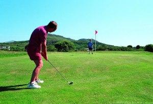 Pitch and Putt at Greenacres - Greenacres Holiday Park