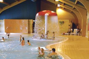 Hoburne Park Indoor Pool - Hoburne Park Holiday Park