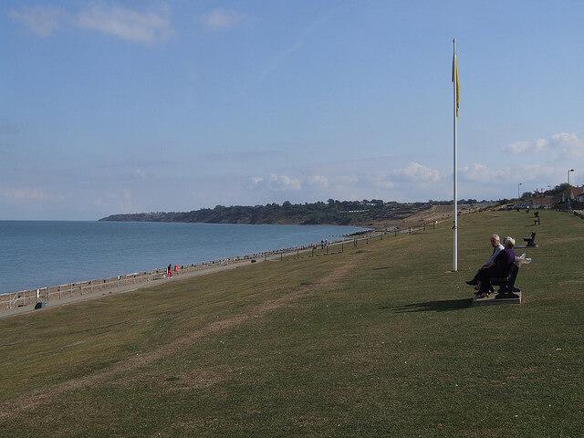 Isle of Sheppey Sea View at Ashcroft Coast - Aberdwylan Holiday Park
