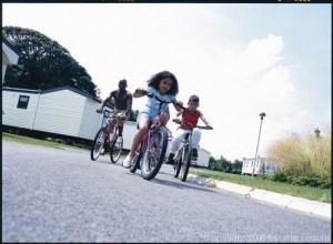 Cycling at Lakeland - Lakeland Leisure Park