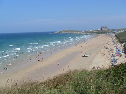 Sea View at Newquay - Newquay Holiday Park