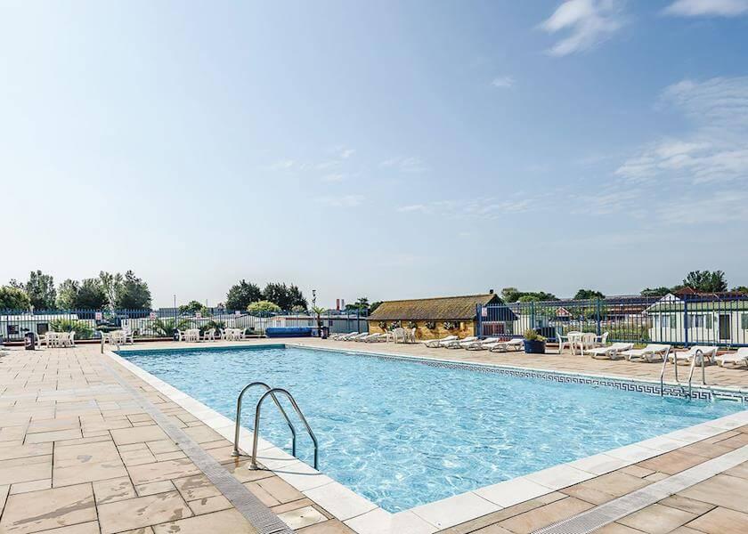 Riverside Caravan Park  Pool