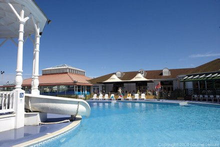 The Orchards Outdoor Pool - The Orchards Holiday Village