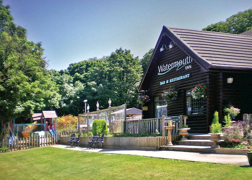 Watermouth Lodges Bar / Restaurant