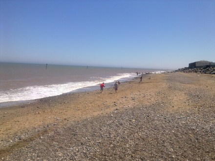 Beach View at Withernsea Sands - Winchelsea Sands Holiday Park