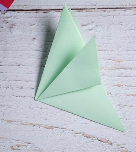 banded angel fish pt 2   Origami diagrams, Origami fish, Origami   500x450