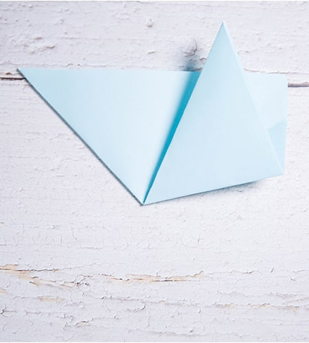 How To Make A Origami Boat - Printable