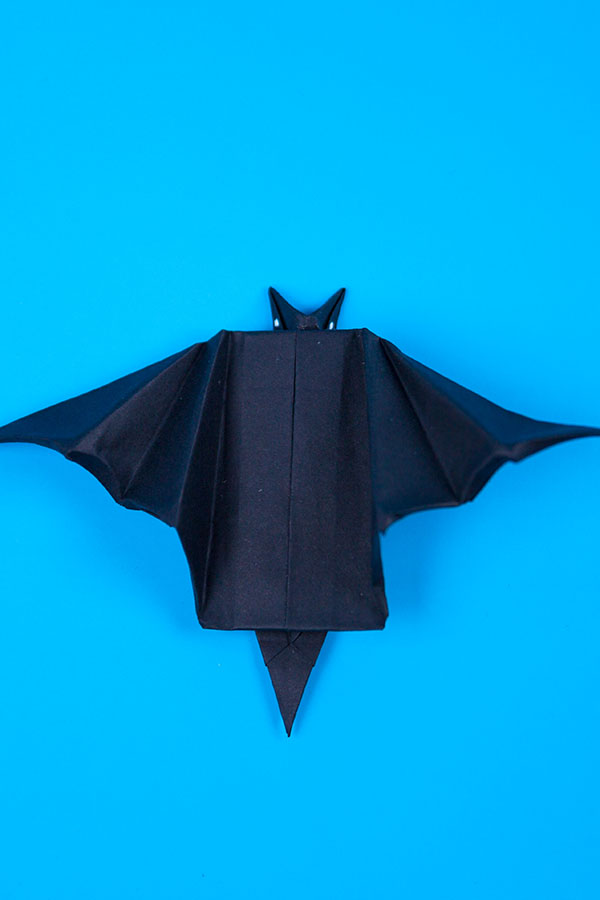 How to Make Paper Bat