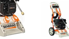 generac 6024 pressure washer review