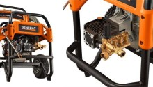 generac 6565 pressure washer review