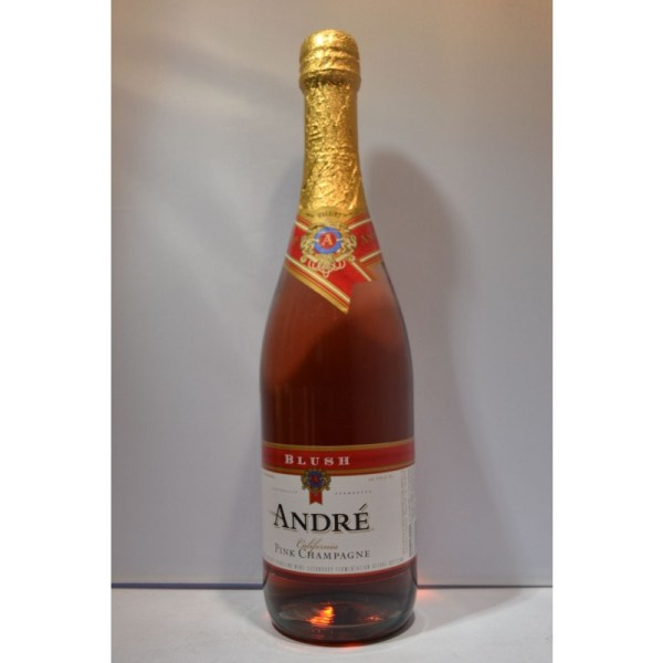 Andre Champagne California Pink 750ml