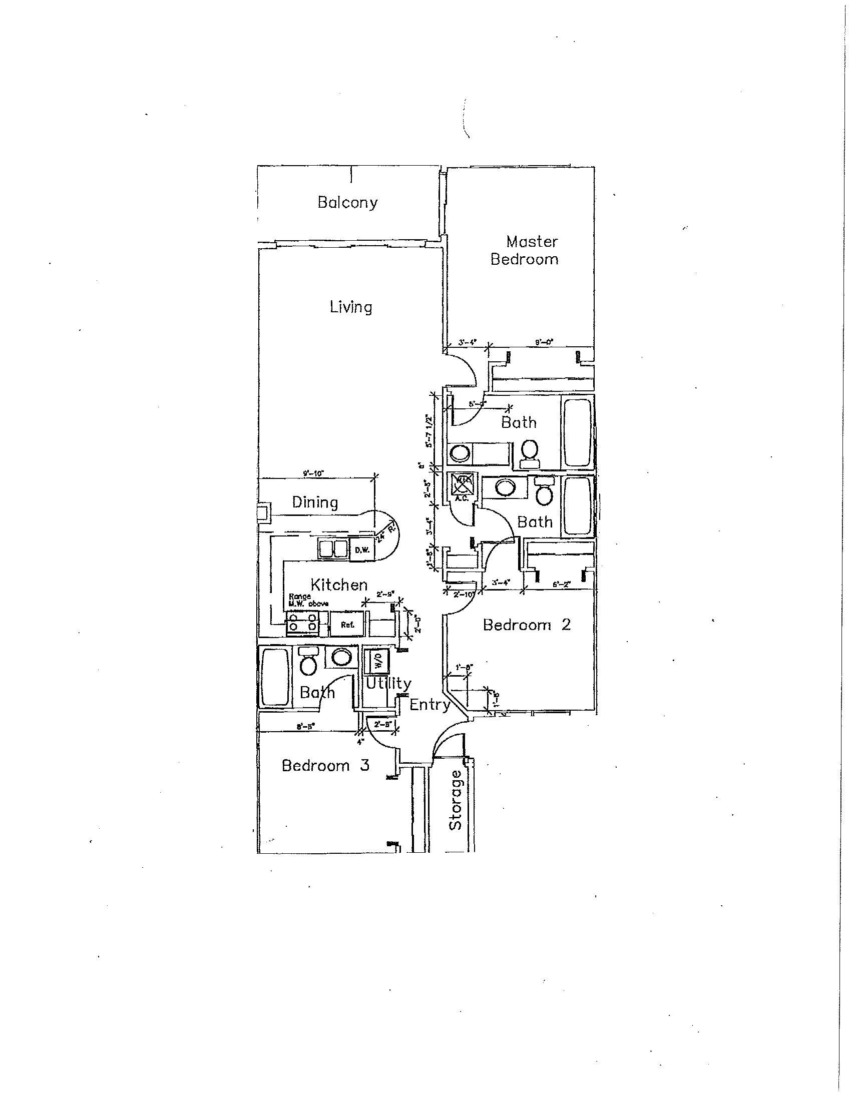 Island Princess 309: Fort Walton Beach FL 3 Bedroom