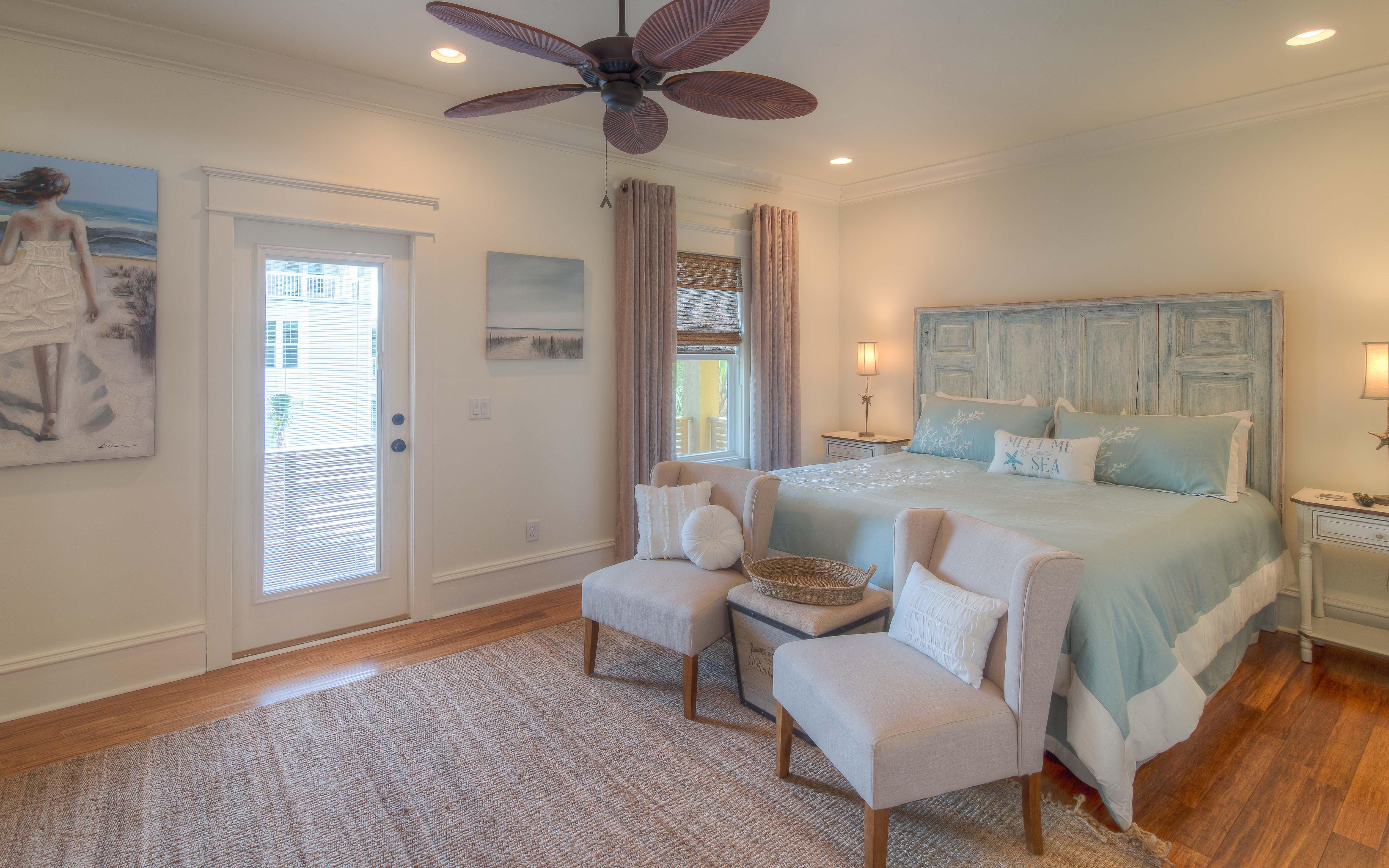 Newly Remodeled Seacrest Resort Home Backs Up To