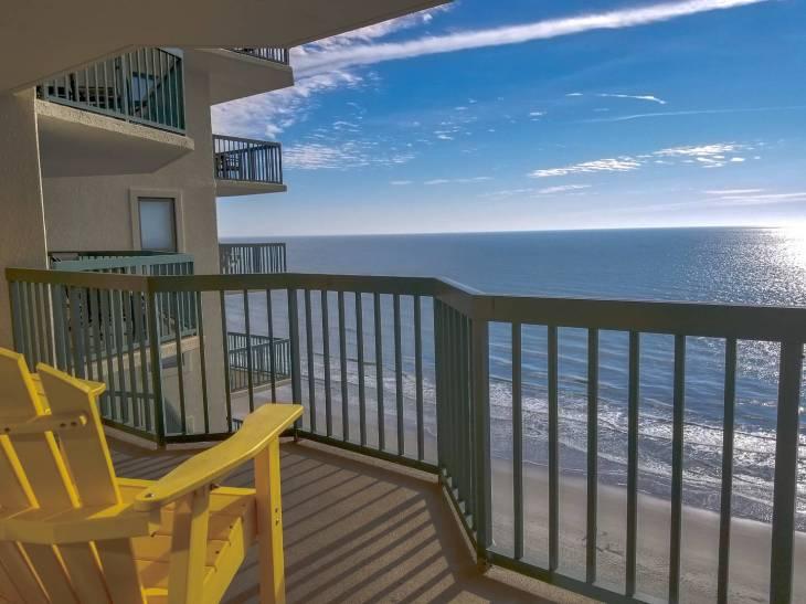 Ocean Bay Club 1503: Vacation Condo for Rent North Myrtle Beach South  Carolina