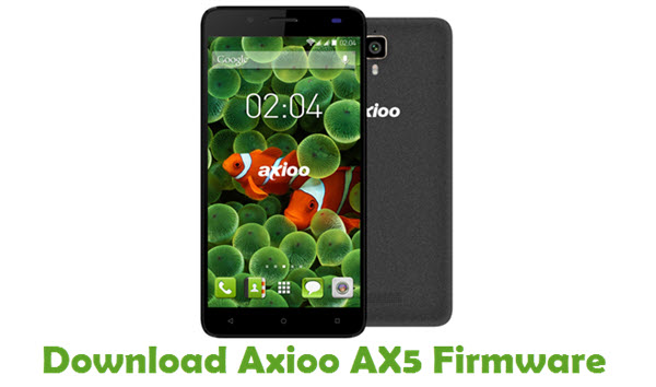 Download Axioo AX5 Firmware