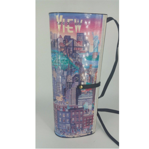 Lutci New York Magazine Clutch Purse Anna Silvey2