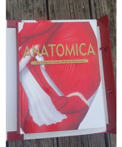 Anatomica: The Complete Home Medical Reference (2001, Hardcover) w SLIPCASED 9781740480307