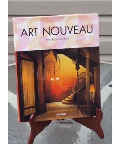 Art Nouveau Hardcover –by Klaus-Jurgen Sembach