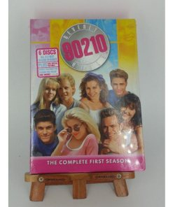 BEVERLY HILLS 90210 The Complete First Season One Dvd 0097360382440